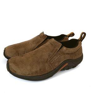 Merrell Men's  J63787W Jungle Moc Wide Shoe